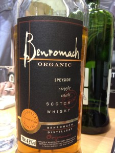 The rather delightful Benromach