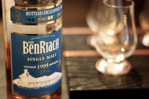 Benriach 1995 17YO 53.1%