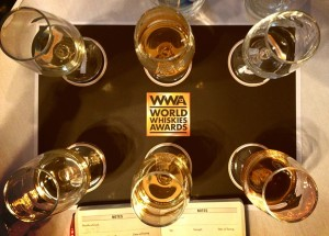 World Whisky Award Masterclass