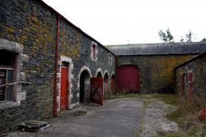 The Distillery Courtyard