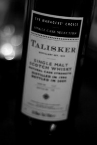 Talisker Manager's Choice