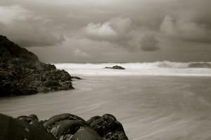 Waves at Machir Bay