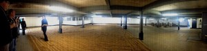 Bowmore Malting Floor
