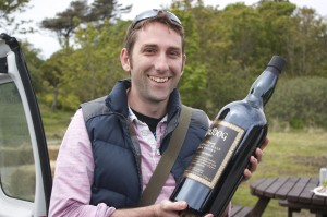 Mike and 4.5l of Ardbog
