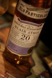 Old Particular Blair Athol 20