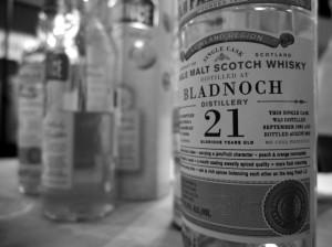 Old Particular Bladnoch 21